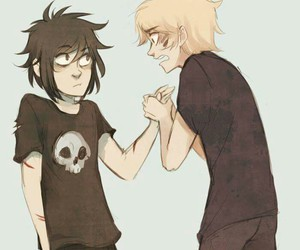 will solace and solangelo image