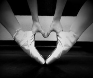 ballet, ballet shoes, and style image