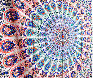 bedding, tapestries, and tapestry image