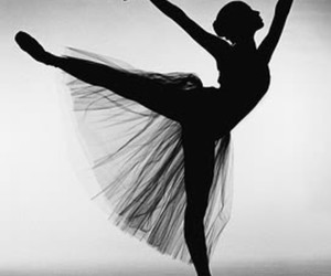 ballet, dancer, and love dance image