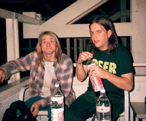 grunge, nirvana, and kurt cobain image