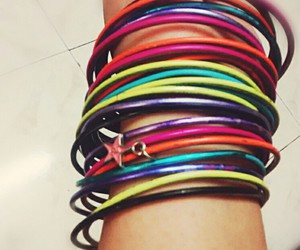 bangles, beautiful, and star image