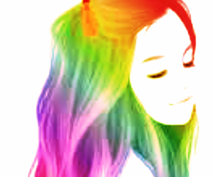 cabelo, color hair, and desenho image