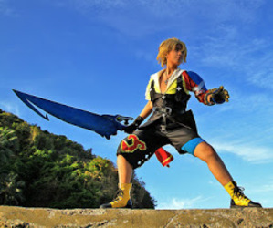 tidus, anime cosplay, and final fantasy x image