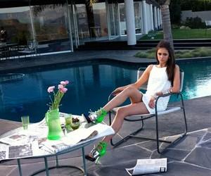 Nina Dobrev and Teen Vogue image