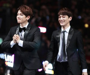 Chen, exo, and exo-k image
