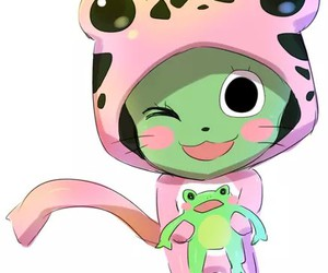 fairy tail, anime, and frosch image