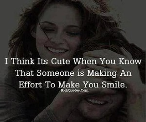smile, someone, and you know image