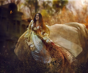 fairytale and dress image