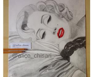 actress, art, and artist image
