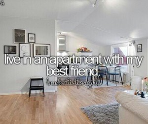 apartment, beforeidie, and goals image