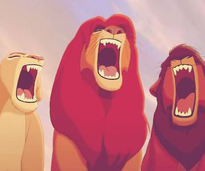 disney, lion king, and the lion king image