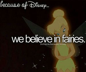 fairy, disney, and Dream image