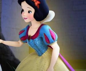 blanca nieves, cute, and ddisney image