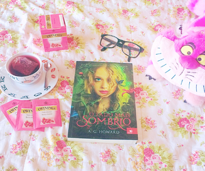 alice, alice in wonderland, and book image