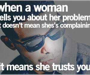 Drake, truth, and women image