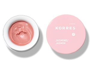 pink, lips, and korres image