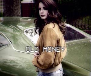 lana del rey, old money, and grunge image