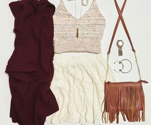 fall, style, and fashion image