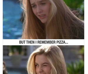 pizza, funny, and model image