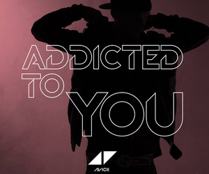 avicii, Lyrics, and music image