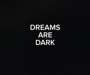 dark, Dream, and like image
