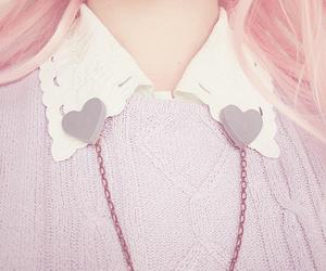 pastel, pink, and ulzzang image