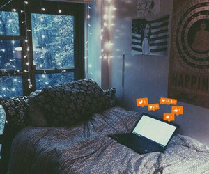 computer, hipster, and tumblr image