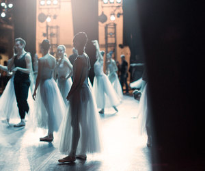dance, aesthetic, and ballet image