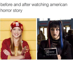 ahs, american horror story, and funny image