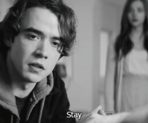 if i stay, stay, and movie image