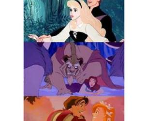 disney, funny, and princess image