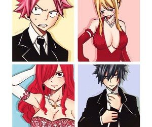grey, fairy tail, and elsa image