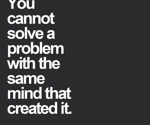 quotes, mind, and problem image