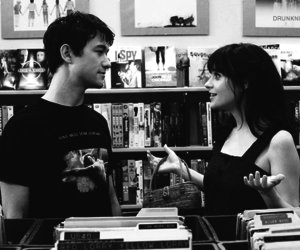 500 Days of Summer, love, and couple image