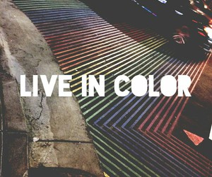 color, quote, and colors image