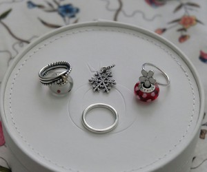 beautiful, charms, and flower image