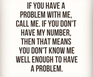 problem, quote, and true image