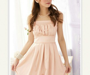 clothes, dresses, and look image