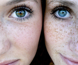 boho, people, and freckles image