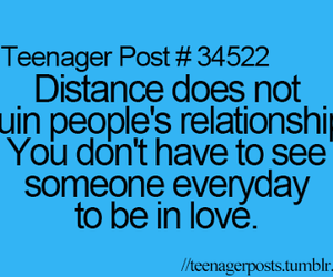 distance, relatable, and teenager post image