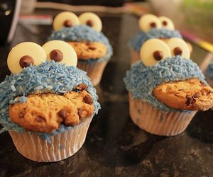 Cookies, cupcake, and muffin image