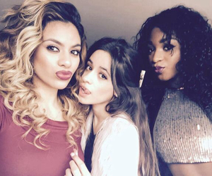 camila cabello, normani kordei, and dinah jane image
