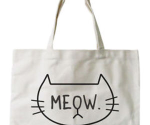 cat, meow, and funny graphic image