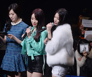 minha, nine muses, and lizzy park image