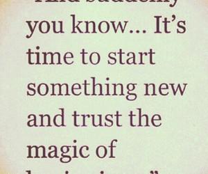 start new#magic image