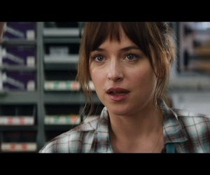 serial killer, dakota johnson, and anastasia steel image
