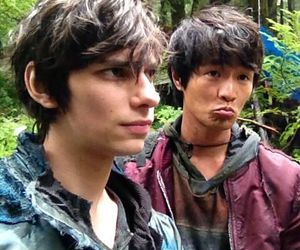 jasper, monty, and the 100 image