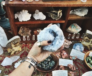 crystal, mineral, and gem image