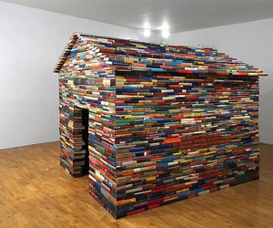 amazing, book, and house image